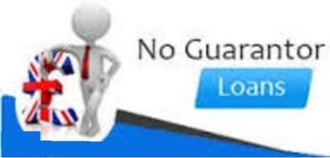 no guarantor laons
